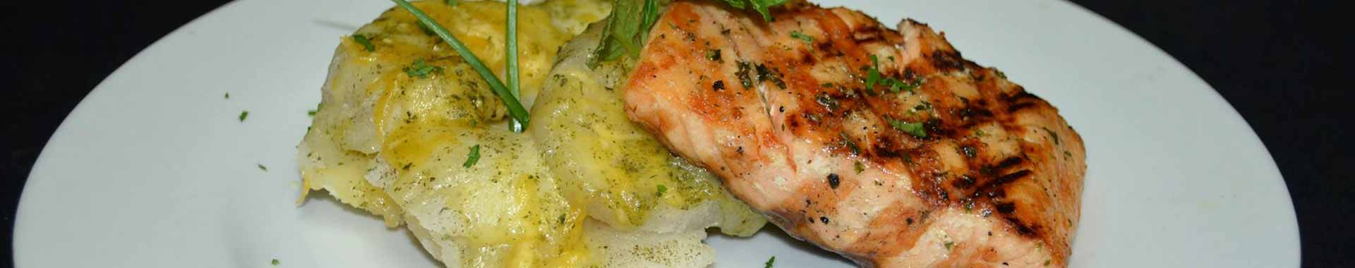 salmon Promotions agueda restaurant